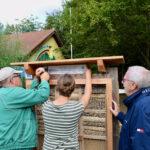 Wildbienen-Nisthilfe Gelsenkirchen